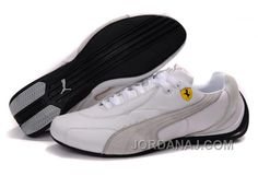 http://www.jordanaj.com/mens-puma-pace-cat-691-white-gray-for-sale.html MEN'S PUMA PACE CAT 691 WHITE/GRAY FOR SALE Only $89.00 , Free Shipping!