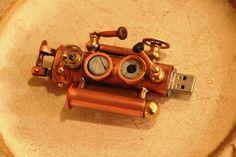 USB Stick mit Dampfgenerator