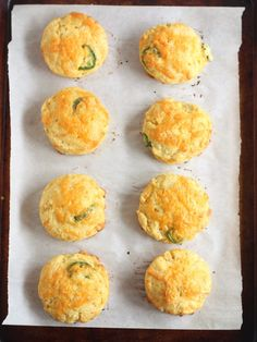 Not your average buttermilk biscuits, these come full of gritty cornmeal, sharp cheddar cheese, and spicy jalapeños.  Can I be honest about something? I've started to hate my blog name, Completely Delicious. I'm afraid people will think I'm a snob, that I believe [...]