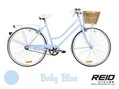 Reid Vintage Ladies Bicycle Singlespeed. Love!