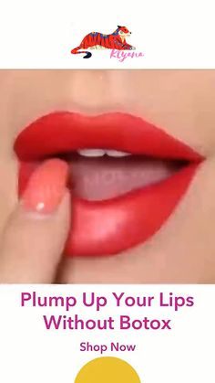 Beauty Care, Diy Beauty, Beauty Skin, Beauty Makeup, Beauty Hacks, Lip Injections, Lip Plumper, Fancy Makeup, Make Up Tricks