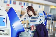 Traveling can be stressful, but having a few tricks up your sleeve can really help smooth out the ride.  We've compiled the absolute best travel savings hacks you need to know before you head to the airport.    Bottles of water are up to 300% more expensive at the airport.Bring an empty bottle and fill it for free at a water fountain after clearing security. If you're trying to squeeze as much onto the plane to avoid checking a bag, overfill your carry-ons until you're through…