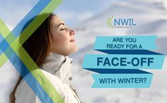#Winter is on it's way!  Are you ready for a Face-Off with Winter? Check out other images for Winter #HealthCare Tips. #Winter #OnSet