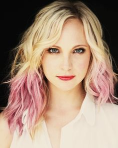 Candice Accola / TVD / The Vampire Diaries. My favorite actress!