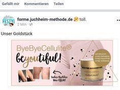 #juchheim #cremenmachtglücklich #naturkosmetik #chancengeber #glücklichmacher Bye Bye Cellulite, Organic Beauty, Amazing