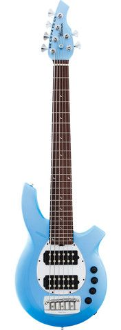 Ernie Ball Music Man Bongo 6 Bass Guitar