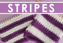 5 Best Tips for Knitting Stripes