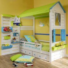 детская кровать домик - Поиск в Google