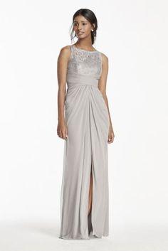 V back long dress 091880660