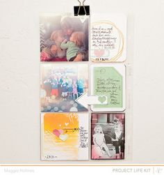 Thankful >> PL Kit Only by maggie holmes > Studio Calico June Kits