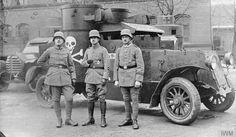 THE FREIKORPS 1918-1920