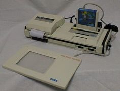 Sega Mark III - MSX with PCM standard YM-2413 for six channel response and 3.6 MHz Zilog Z80 core - Japan (1985)