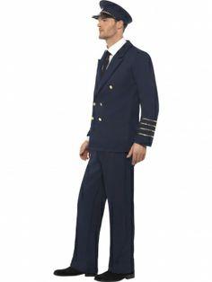 pilotenkostüm