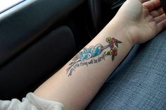 My Tattoo by Steffanie Baseley, via Flickr
