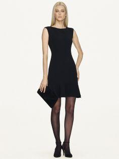 Wool Hedley Dress - Short Dresses Dresses - Ralph Lauren UK