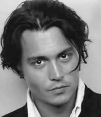 Johnny Depp in Classic Sexy