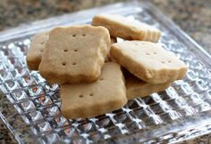 Classic and Simple Homemade Shortbread (3 Ingredients!)