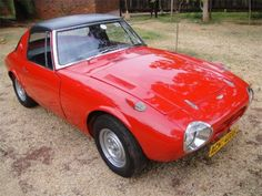 This 1965 Toyota Sports 800 is in beautiful condition and claims to be located in Zimbabwe. Information is limited, but the front license plate looks to be from that country. African scams abound online, and this is the first we have heard of the site where it is listed, so what are the chances this
