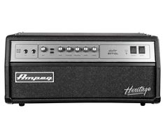 Ampeg Heritage SVT-CL Bass Head