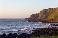 La costa de Irlanda del Norte esconde la maravilla de la calzada del gigante