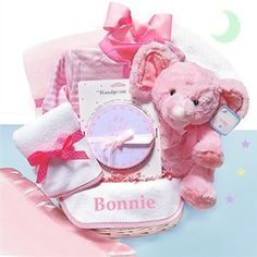 Safari jungle boy bbc182 baby boy gift baskets jungle minky dots pink baby gift basket personalized its a girl baby give new people and new parents a classic gift basket in the minky dots pink baby gift negle Image collections