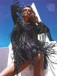Andreea Diaconus Naked Sensuality By Mario Sorrenti For Vogue Paris June/July2013 - 3 Sensual Fashion Editorials   Art Exhibits - Anne of Carversville Womens News