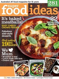 Super food ideas magazines december 2015 recipes festive super food ideas magazines may 2015 forumfinder Image collections