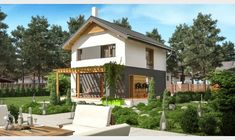 Simple Two Storey Dream Home For Every Filipino: Free House Plans And Layout Free Floor Plans, Free House Plans, One Story Homes, House Blueprints, Stairways, Attic, Beautiful Homes, Layout, House Design