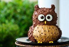Owl Cake, Top 20 amazing birthday cake ideas!   Mouths of Mums  