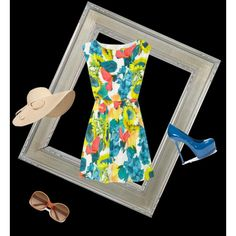 summer, created by bubbletoes123 on Polyvore