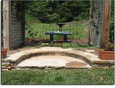 Memorial Garden Ideas decorative memorial garden stone if tears could build Memorial Garden