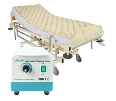 Vive Alternating Pressure Mattress Includes Electric Pump System and Mattress Pad Cover Quiet Inflatable Bed Air Topper for Pressure Ulcer and Pressure Sore Treatment Fits Standard Hospital Bed *** See this great product. (This is an affiliate link) Air Mattress, Best Mattress, Mattress Covers, Pressure Ulcer, Pressure Pump, Futon Shop, Bed Sores, Inflatable Bed, Bed Pads
