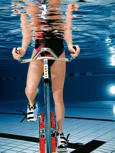 Aqua Cycling – beneficiile pedalarii… in apa! Physical Therapy, Physics, Medical, Yoga, Workout, Fitness, Sports, Biking, Cycling