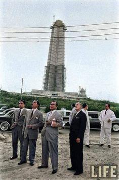 Vintage Cuba, Jose Marti, Nostalgia, Mayo, Cuban, Group, Presidents, Havana, Parks