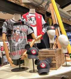 The new World of Disney at Disney Springs is holding its Grand Reopening on October Find out what's available now and what Disney t-shirts, ears, and Mickey Mouse Club, Mickey Ears, Disney Springs, World Of Disney Store, Ear Hats, 90th Birthday, Disney Food, Disney Style, Disneyland