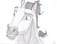 Spirit Stallion 6 by alvija on DeviantArt