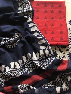 New arrivals in Salwars – VIKA Boutique Kurta Designs Women, Blouse Designs, Kurta Neck Design, Indian Block Print, Suit Fabric, Scarf Design, Clothing Hacks, Salwar Suits, Cotton Dresses