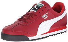 PUMA Roma Basic JR Sneaker (Little Kid/Big Kid) , Rio Red... https://www.amazon.com/dp/B00RBZEH5Q/ref=cm_sw_r_pi_dp_x_xFHRybEEJR8G5