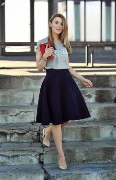 Bezdushna Fashion: Модные записки от аматора: DIY: Юбка-солнце