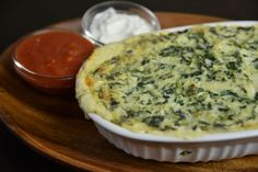 Copy-Cat Cheddar's Santa Fe Spinach Dip --- LOVE this stuff.