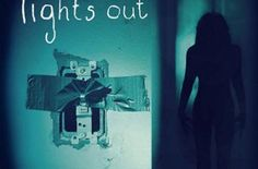 Lights Out Blu-ray Review (2016) Horror Movie. Directed by David F. Sandberg The Seven Ups, Billy Burke, Blu Ray Movies, Classic Films, Horror Movies, Scary, Cinema, David, Lights