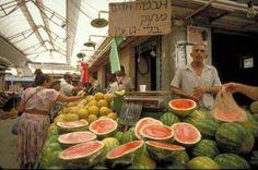 machane yehuda Jerusalem