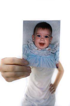 Baby Talia by Talia Ybarra