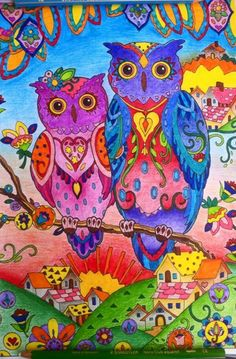 Owl Wallpaper, Cute Wallpaper Backgrounds, Owl Background, Owl Coloring Pages, Owl Artwork, Domino Art, Owl Cartoon, Horned Owl, Cute Owl
