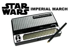 Star Wars - Imperial March | stylophone tab - http://blog.nicolaselenu.com/stylophone/star-wars-imperial-march-stylophone-tab/