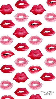 Victoria's Secret Valentines Day Wallpaper