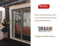 Urban Wood la nuovissima finestra minimal in legno di Sidel srl Profilo ridotto, design unico e finiture contemporanee, scopri di piu su http://sidelsrl.it/infissi/urban-wood/ #urbanwood #naturalmenteprotetti #sidelsrl #wood