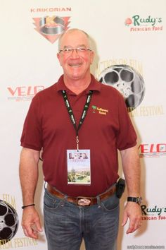 """Co-Director of """"Life at the Resort"""" on the red carpet at the Action on Film International Film Festival 2012."""