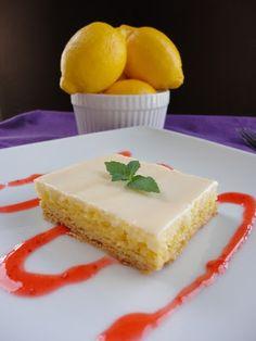 Eat Cake For Dinner: Cream Cheese Lemon Bars