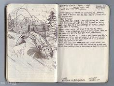 Kolby Kirk's Hiking Journal